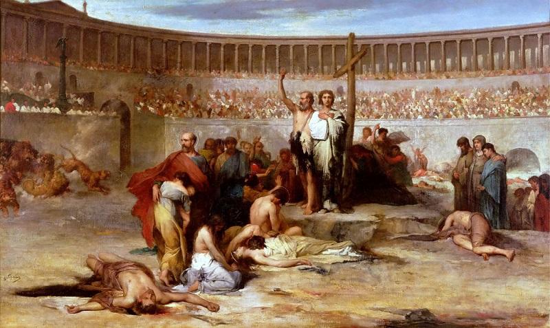 Από το 1880 που ξεκίνησε, ως σήμερα που συνεχίζεται, η έξοδος των Χριστιανών της Ανατολής, σε περιόδους μεγάλης αστάθειας, παίρνει την μορφή καταδίωξης. Ειδικά, η άνοδος του ισλαμισμού τα τελευταία χρόνια έχει δώσει χαρακτήρα παροξυσμού στο ξερίζωμα των Χριστιανών. new deal Δημοσθένης Δαββέτας