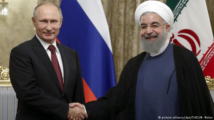 Σε όλες τις περιπτώσεις οι Ρώσοι επεμβαίνουν κρατώντας τις ισορροπίες. Όλα δείχνουν ότι ο Ρωσικός ρεαλισμός είναι πραγματικότητα. Η πολιτική του Πούτιν αποδίδει. Είναι ο μόνος που μπορεί στην σημερινή κατάσταση να διαχειριστεί την συνεχιζόμενη ανταγωνιστικότητα Ιράν-Ισραήλ. new deal Δημοσθένης Δαββέτας