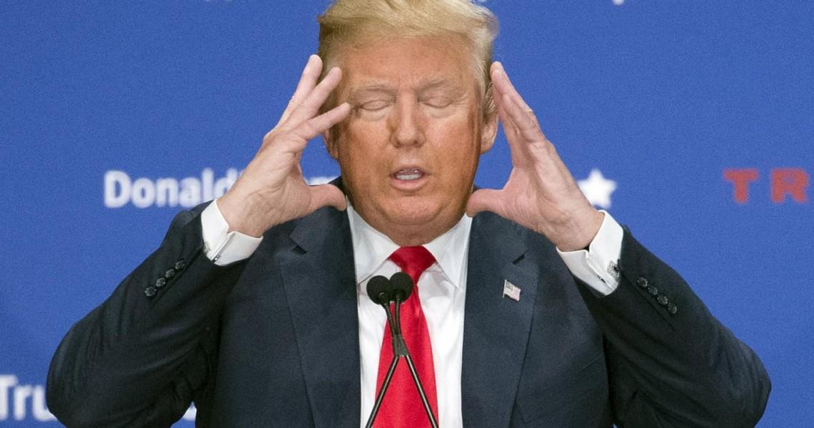Το φαινόμενο Ντόναλντ Τραμπ δεν ερμηνεύεται με πολιτικούς όρους, αλλά με οδηγό την ψυχολογία! Ο άνθρωπος αυτός δεν κάνει πολιτική για να δικαιώσει την ιδεολογία του ή την κοινωνική του αντίληψη (οντολογία), αλλά για να ικανοποιήσει τα προσωπικά του ψυχολογικά σύνδρομα. new deal Ιπποκράτης Χατζηαγγελίδης