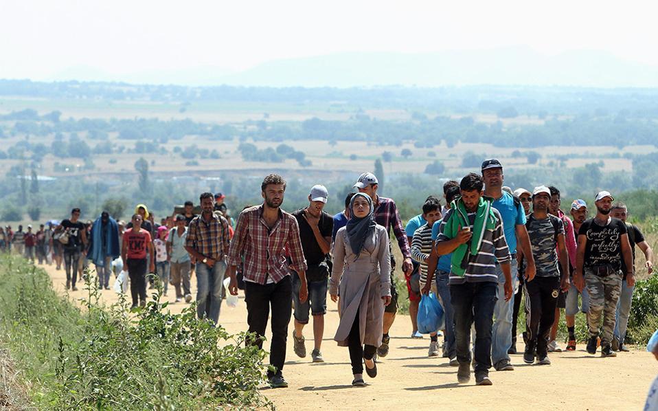 το μεταναστευτικο ειναι ευρωπαϊκο προβλημα