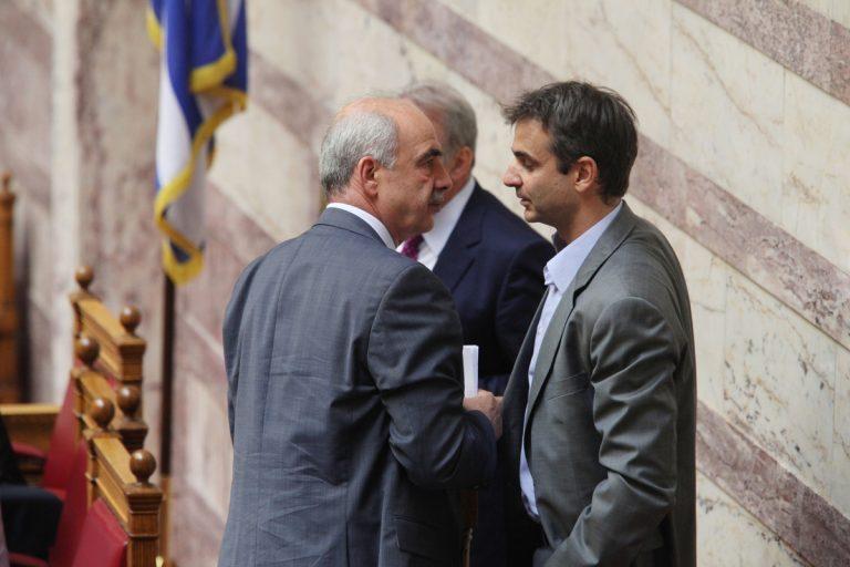 Οι ψίθυροι υποσκάπτουν τη θέση του προέδρου της ΝΔ και τελικό στόχο έχουν να μην γίνει πρωθυπουργός. Από τον καιρό που ο Κυριάκος Μητσοτάκης, ανατρέποντας προβλέψεις και προγνωστικά, πήρε την προεδρία του κόμματος, ξεκίνησε και ένας σκληρός πόλεμος εναντίον του.new deal Αθανάσιος Παπανδρόπουλος