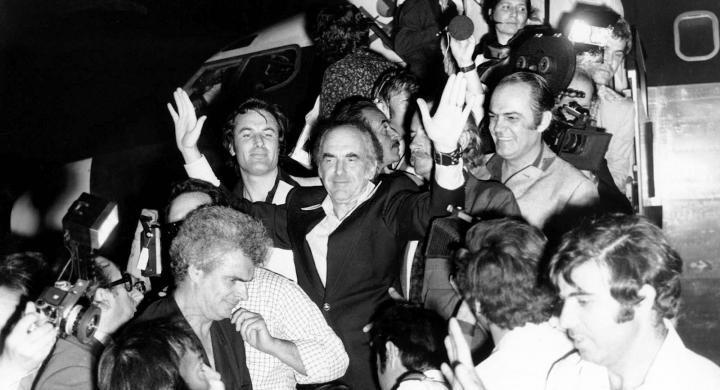 Στα όσα υποστήριξε προσφάτως ο Νίκος Μαραντζίδης περί μετάλλαξης του ΣΥΡΙΖΑ κατά το πρότυπο του ΠΑΣΟΚ θα προσθέταμε ότι το ΠΑΣΟΚ της περιόδου 1975-1981 ήταν επίσης φιλοσοβιετικό, αντισημιτικό, ψευτοειρηνιστικό και το περισσότερο φιλικό προς την τρομοκρατία κόμμα σε χώρα του ΝΑΤΟ. new deal Αθανάσιος Παπανδρόπουλος