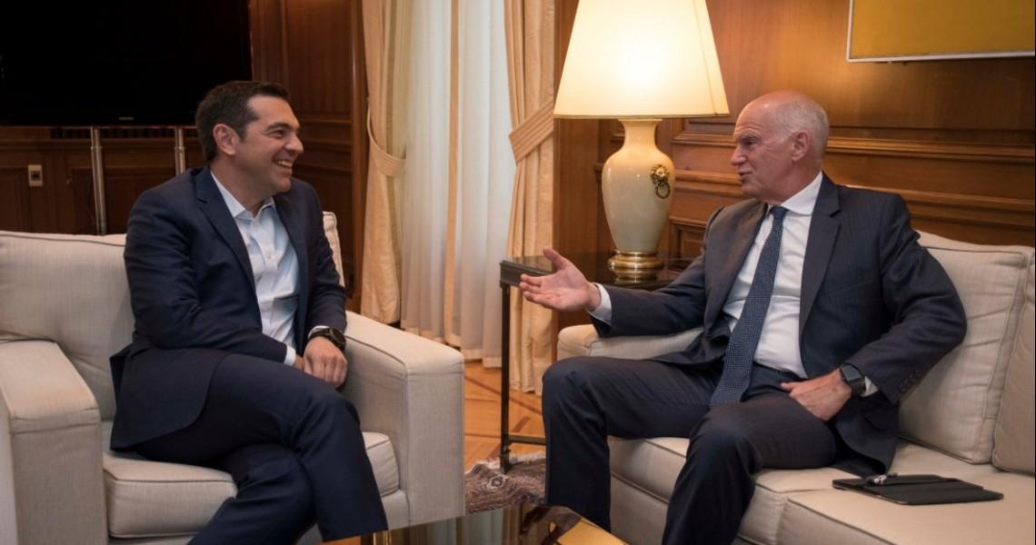 Αν δεν υπήρχαν ο... μοιραίος Παπανδρέου το 2009 και ο ανόητος Τσίπρας το 2015, η χώρα θα είχε επιστρέψει στην κανονικότητα μέσα σε χρόνο ρεκόρ εν μέσω επενδυτικής άνοιξης και βελτίωσης των οικονομικών και κοινωνικών δεικτών. new deal Λουκάς Γεωργιάδης