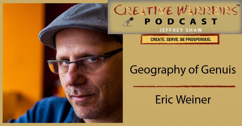 Eric weiner: γεωγραφία και μεγαλοφυΐα