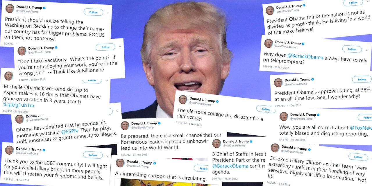 Ο Δημοσθένης Δαββέτας γύρισε από τη Νέα Υόρκη και μεταφέρει τον ενθουσιασμό της αμερικανικής οικονομίας για την ανορθόδοξη πολιτική του Ντόναλντ Τραμπ, ο οποίος χτυπά με τα tweets του τους πολιτικούς τους αντιπάλους και μετά προχωρά σε deal new deal