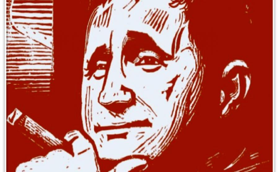 """Ο Θανάσης Κ. με αφορμή την """"συμφωνία"""" της κυβέρνησης για το Σκοπιανό θυμήθηκε το εμβληματικό ποίημα τουΜπέρτολντ Μπρέχτ από τον μακρινό Ιούνιο του 1953, όταν ο λαός εξεγέρθηκε εναντίον της τότε κυβέρνησης της Ανατολικής Γερμανίας. Μια εξέγερση που κατέστηλαν τα σοβιετικά τανκς στο Ανατολικό Βερολίνο.new deal"""