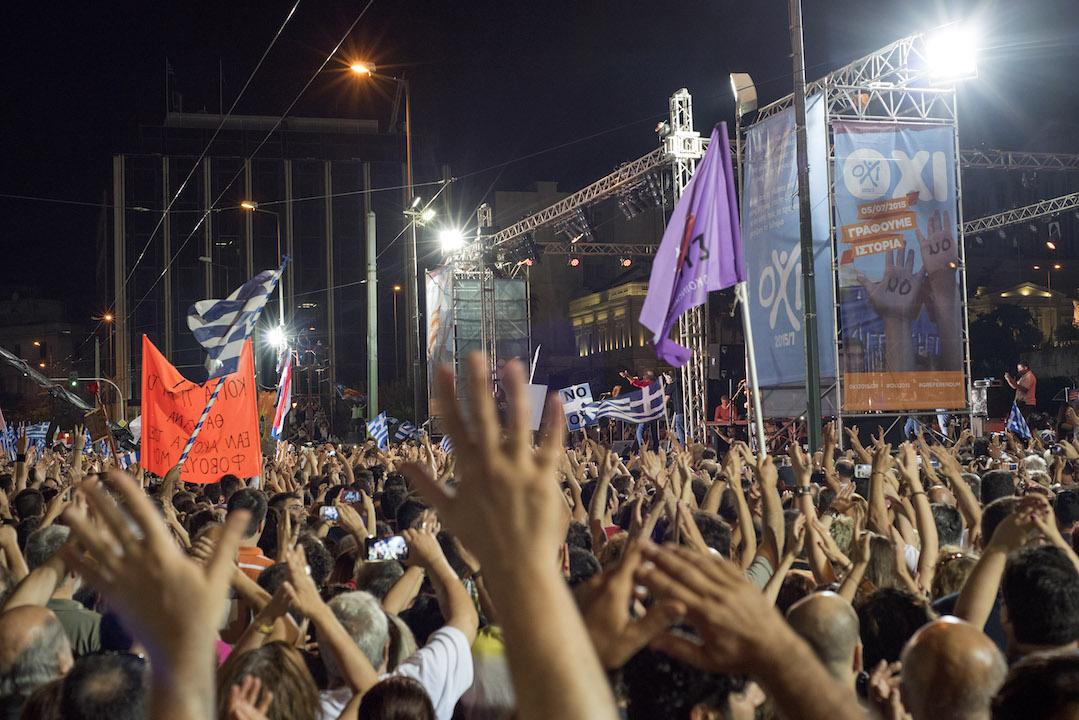 Ο Λουκάς Γεωργιάδης υποστηρίζει ότι ο ώριμος λαός δεν πιάνεται κώτσος. Στην περίπτωση όμως του ΣΥΡΙΖΑ ο λαός πίστεψε τις ψεύτικες υποσχέσεις αγνοώντας στοιχειωδώς την πραγματικότητα. Η μόνη επιλογή πλέον είναι στις επόμενες εκλογές να τους ...μαυρίσει. new deal
