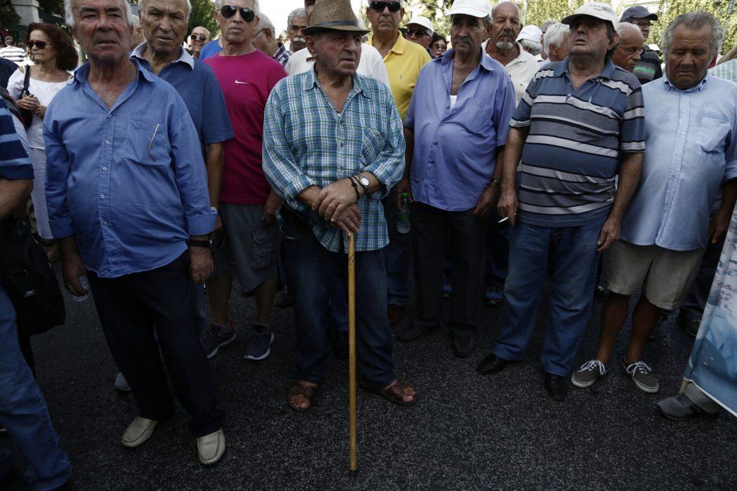 ο τσίπρας, οι συνταξιούχοι και η νοημοσύνη τους