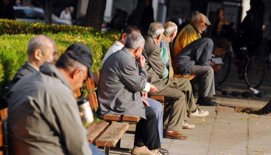 Ελλάδα γηράσκουσα