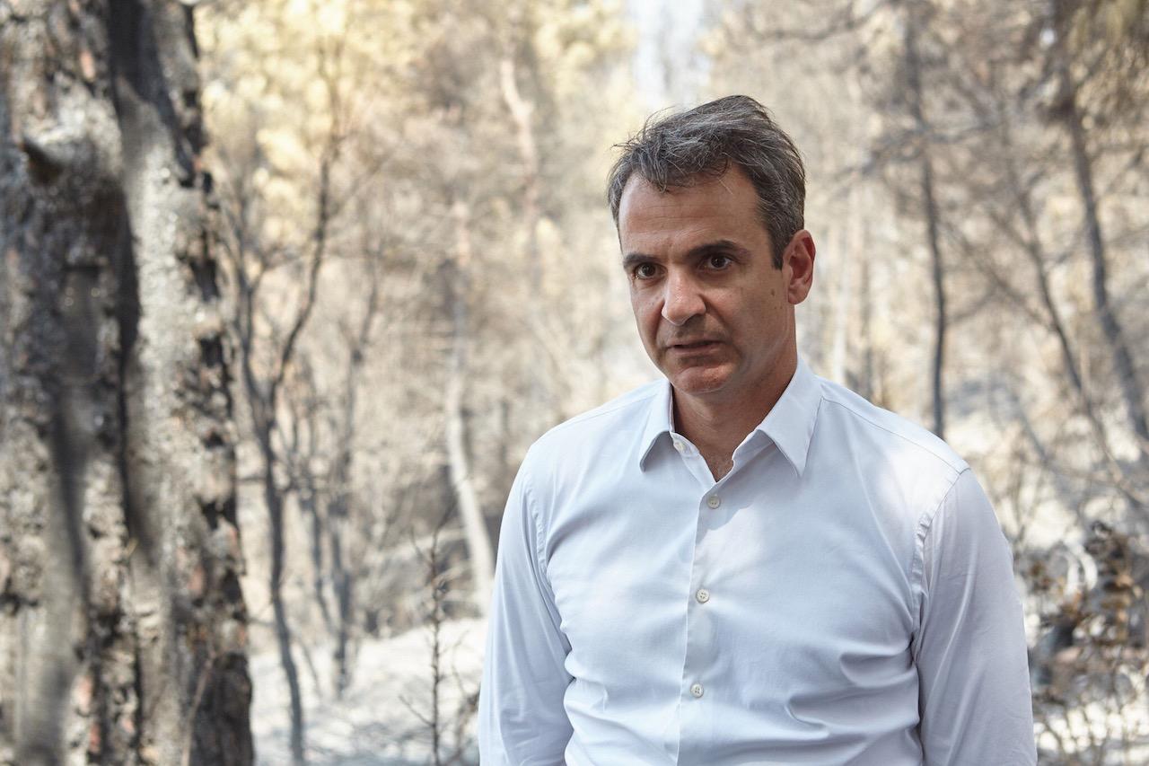 Ο Κώστας Αγγελάκης άκουσε τη λέξη διαχρονικά που εκστόμισε ο Κυριάκος Μητσοτάκης στη λιτή του δήλωση με αφορμή τις καταστροφές στην Ανατολική Αττική. Ήταν μια σκέψη που τον έβαλε σε σκέψεις και τον γέμισε με αισιοδοξία. new deal