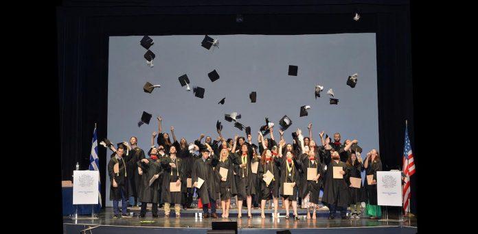 Ο Αθανάσιος Παπανδρόπουλος παραβρέθηκε στην τελετή αποφοίτησης των πτυχιούχων του HAU (Hellenic American College) για το έτος 2018 και μας μεταφέρει τις εντυπώσεις του από την ομιλία που έκανε ο Λεωνίδας Κόσκος, πρόεδρος του Ιδρύματος. new deal