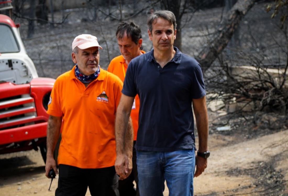 Ο Αθανάσιος Παπανδρόπουλος εξηγεί γιατί ο Κυριάκος Μητσοτάκης κρατά χαμηλούς τόνους σχετικά με την τραγωδία στο Μάτι. Γνωρίζει ότι, με το ανίκανο κράτος που υπάρχει στην χώρα, τα ίδια και χειρότερα θα μπορούσαν να συμβούν και στον ίδιο. new deal