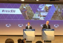 Ο Παναγιώτης Ιωακειμίδης αναφέρεται στην πρωτοβουλίου του Κύπριου Επιτρόπου Χρήστου Στυλιανίδη να δημιουργηθούν οι βάσεις για να οργανωθεί και να χρηματοδοτηθεί μια Ευρωπαϊκή Πολιτική Προστασία ή αλλιώς rescEU new deal