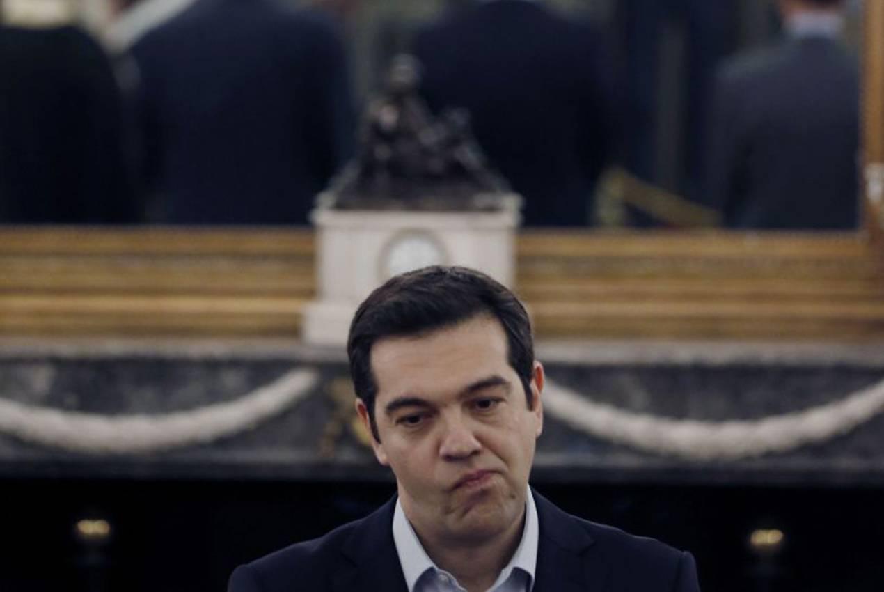 """Ο Θανάσης Κ. εξηγεί πως ο Χριστόφορος Βερναρδάκης επιχείρησενα σηκώσει ως """"ασπίδα"""" για τον Πρωθυπουργό του… το νεαρό της ηλικίας του...Όμως, ο Αλέξης Τσίπρας, παρότι 44 ετών, δεν υπήρξε ποτέ άφθαρτος.Δεν σηκώνει αμαρτίες άλλων, σηκώνει τις δικές του. new deal"""