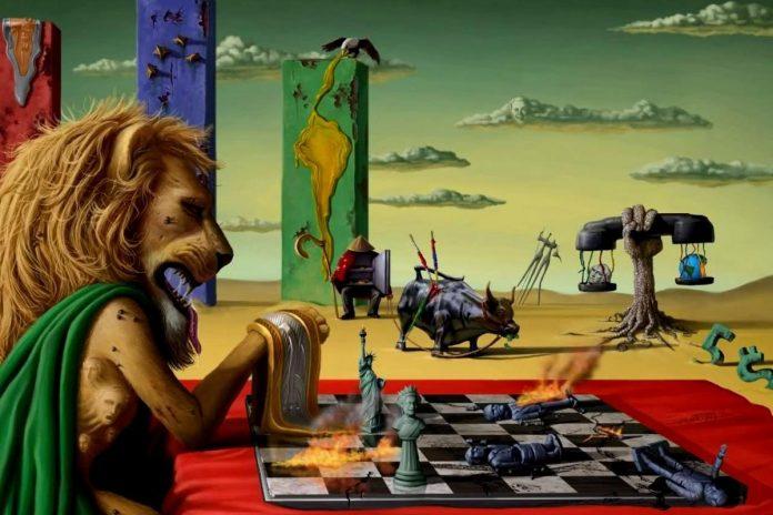 Ο Βασίλειος Παπαδάκης εντρυφεί στις έννοιες. Τι είναι νόηση, διανόηση, νοημοσύνη. Αντίστοιχα, ποιός ο διανοητής και ποιος διανοούμενος. Όλα αυτά για να δώσει την ερμηνεία για το ποιος είναι Πρωτεϊκός Αριστερός.new deal