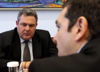 Ο Αθανάσιος Παπανδρόπουλος εκτιμά ότι ο Πάνος Καμμένος είναι πλέον ένα πολιτικό πτώμα. Και για αυτό είναι αποφασισμένος να παίξει το τελευταίο χαρτί του. Είναι η ώρα της εξαργύρωσης της επιταγής που έδωσε στον Αλέξη Τσίπρα για να κυβερνήσει τέσσερα και κάτι χρόνια. new deal