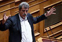 """Ο Κώστας Δημ. Χρονόπουλος πιάνεται από προτροπή υφυπουργού """"να βάλουμε κάποιους φυλακή για να κερδίσουμε τις εκλογές"""", για να διαπιστώσει ότι στην …Δημοκρατία μας, δεν κυριαρχεί η κριτική σκέψη, αλλά ο επικίνδυνος φανατισμός. new deal"""