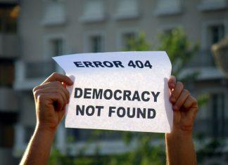 Ο Κώστας Δημ. Χρονόπουλος εκτιμά ότι κομματικό σύστημα, με τυχοδιώκτες πολιτικούς και πολίτες, δολοφόνησαν ένα καθαρά ελληνικό παιδί. Την Δημοκρατία. Πρόκειται για απεχθέστατη παιδοκτονία. new deal