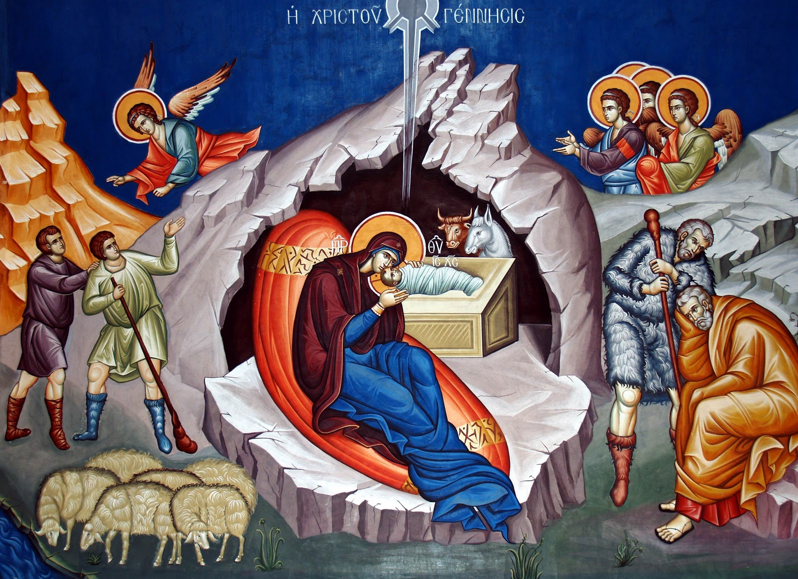 Ο Λάμπρος Ροϊλός προσπαθεί να εξηγήσει την μαγεία που ασκούν τα Χριστούγεννα και η πρωτοχρονιά στους ανθρώπους Χριστιανούς και αλλόθρησκους και στην εν γένει επίδραση τους στην μετά Χριστόν εποχή, παρά την αντίθεση των αυτοπροσδιοριζόμενων ως άθεων. new deal