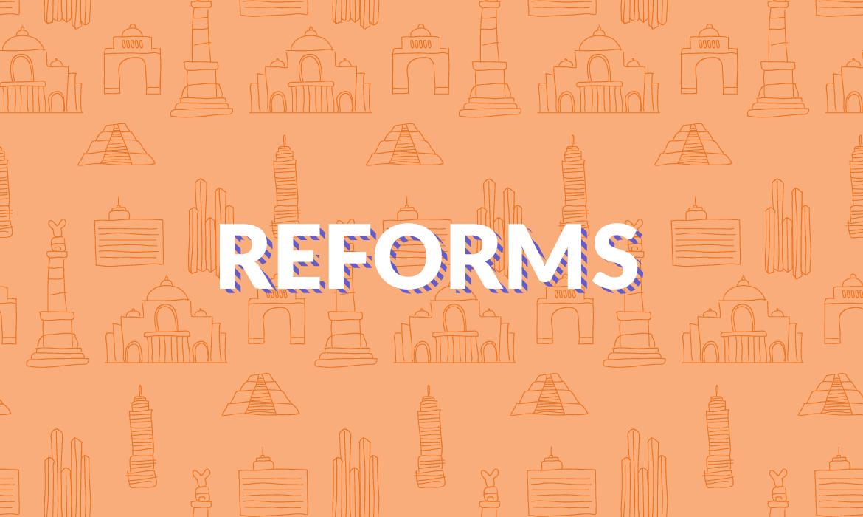 Ο Κώστας Χριστίδης σημειώνει ότι οι ανολοκλήρωτες μεταρρυθμίσεις που μένουν στα χαρτιά (half–baked reforms τις ονομάζουν οι Αμερικανοί) όχι μόνο δεν αποδίδουν τα προσδοκόμενα οφέλη. Αλλά θέτουν σε ανυποληψία τις μεταρρυθμίσεις συνολικά. Άλλος ένας λόγος για τον οποίο μπορεί να χάσει ένας μεταρρυθμιστής ηγέτης. new deal