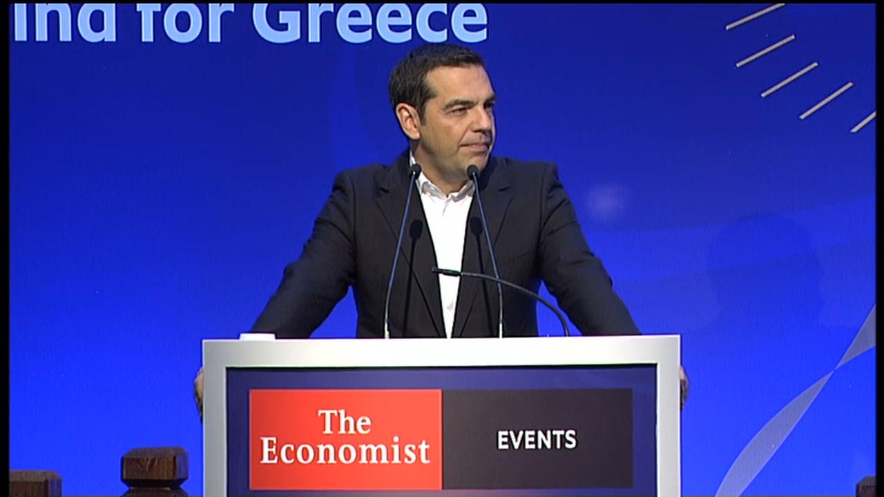 Ο Θανάσης Κ. αποδεικνύει πως ο Τσίπρας σκότωσε την οικονομία. Προς τούτο χρησιμοποιεί την πρόσφατη έκθεση του ΟΟΣΑ. Οι αριθμοί είναι αμείλικτοι. Όπως και οι συγκρίσεις. Αλέξης Τσίπρας και Αντώνης Σαμαράς στο μικροσκόπιο. new deal