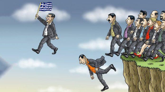 Ο Θανάσης Κ. βάλει εναντίον όσων υποδύονται τους ευρωπαϊστές και τους μεταρρυθμιστές, προωθούν τον δικαιωματισμό και είναι απέναντι στην εθνική συνείδηση και το εθνικό αφήγημα. Δεν είναι τίποτα περισσότερο από εθνομηδενιστές. new deal
