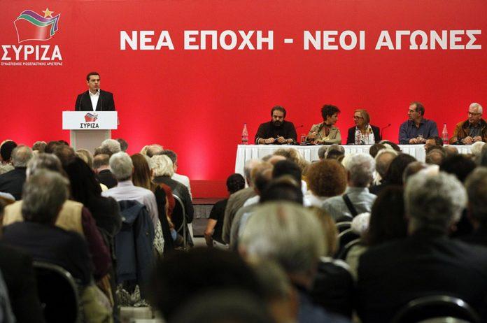 Ο Θανάσης Κ. δίνει αρνητική απάντηση στο ερώτημα αν ο ΣΥΡΙΖΑ είναι δημοκρατικό κόμμα, παραθέτοντας μια σειρά από λόγους για να τεκμηριώσει την άποψη του και καταλήγει πως ο ΣΥΡΙΖΑ είναι «υπονομευτής» της δημοκρατίας. Και Δημοκρατία συγχωρεί αλλά δεν ξεχνάει. Και δεν χαρίζεται στους εχθρούς της. new deal