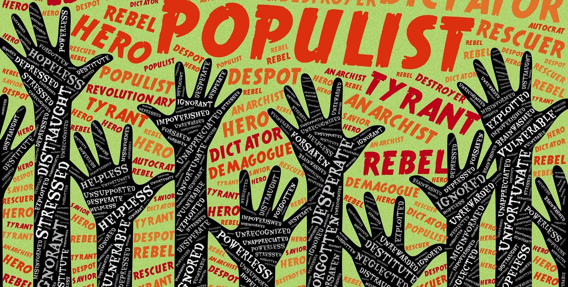 Ο Ηλίας Καραβόλιας επιχειρεί να εξηγήσει γιατί τελικά ο λαϊκισμός γοητεύει το ασυνείδητο της πολιτικής. Και πως ένας πολιτικός, αργά ή γρήγορα, παρά τις καλές του προθέσεις, γίνεται ο λαϊκιστής που ποτέ δεν θα ήθελε να γίνει και που πάντα αντιπαθούσε. new deal