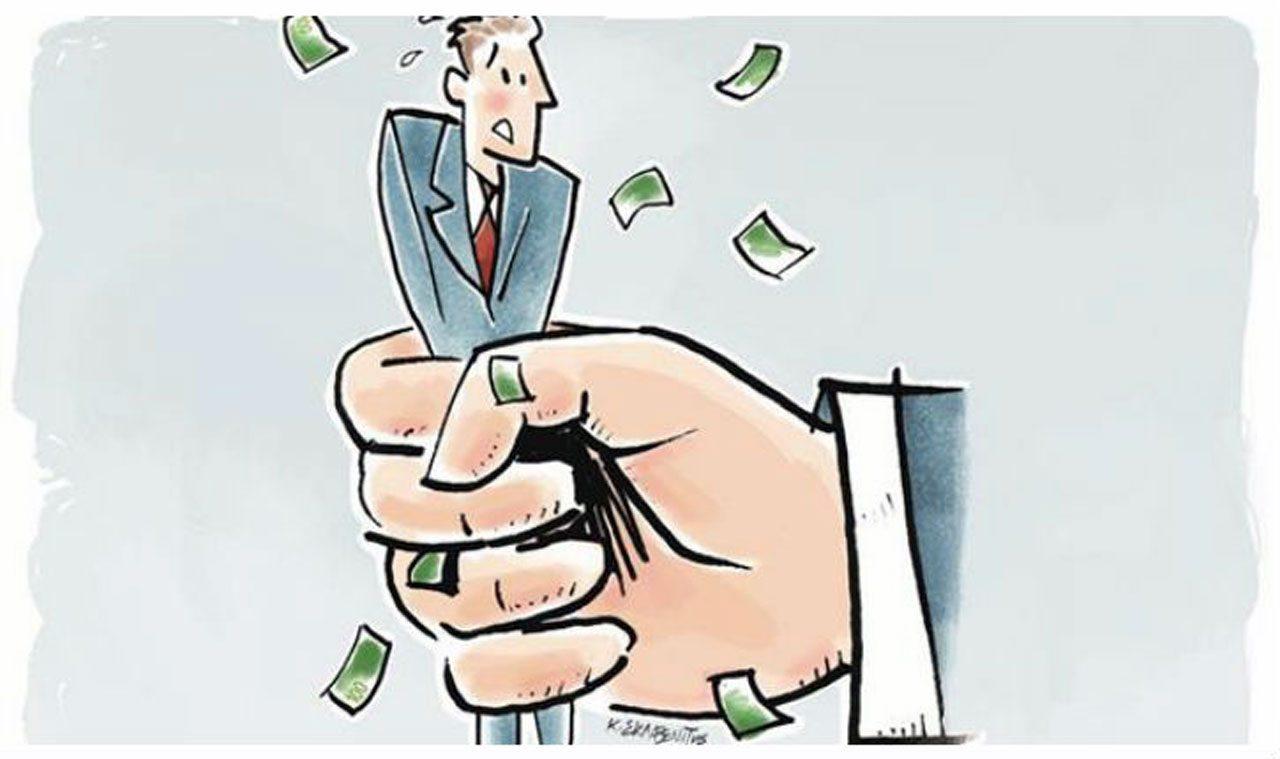 Ο Δημήτρης Στεργίου με έκπληξη διαπίστωσε ότι ο προϋπολογισμός του 2019 δεν διαθέτει πλέον τους πίνακες με τους άμεσους και έμμεσους φόρους. Τα πειστήρια της εγκληματικής φορομπηχτικής πολιτικής εξαφανίστηκαν… new deal