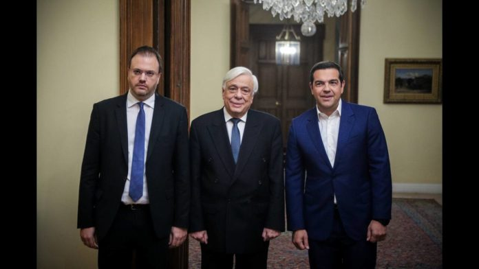 Ο Κώστας Συλιγάρδος εκτιμά ότι ο Θεοχαρόπουλος δείχνει ήττα ΣΥΡΙΖΑ στις επερχόμενες εκλογές. Η επιλογή του στο Υπουργείο Τουρισμού ήταν άλλη μια χαμένη ευκαιρία του Αλέξη Τσίπρα να αναταχθεί δημοσκοπικά. new deal