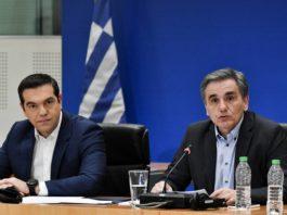 Ο Λουκάς Γεωργιάδης σημειώνει ότι ο Αλέξης Τσίπρας επιχειρεί εξαγορά συνειδήσεων με παροχές. Και υπενθυμίζει ότι οι παροχές είναι μια πρακτική αριστερής και κομμουνιστικής εμπνεύσεως που αγνοεί τα δεδομένα και τις ισορροπίες σε μια οικονομία.new deal