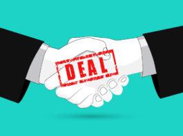 Ο Ηλίας Καραβόλιας δίνει τον οδηγό για το πως κλείνεις μια συμφωνία. Μια επιστημονική προσέγγιση για το πως κάνει κανείς διαπραγματεύσεις. Και πως καταλήγει σε ένα επωφελές deal. new deal