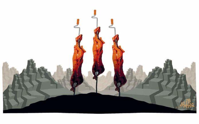 Ο Λάμπρος Ροϊλός σκιαγραφεί το φαινόμενο της απώλειας του συμβολισμού και της πνευματικότητας, σε μεγάλο βαθμό, του εορτασμού του Πάσχα στην Ελλάδα και την σημασία της στην σημερινή εποχή. new deal