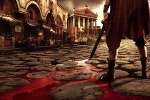 Ο Θανάσης Κ. επιχειρεί μια επιστροφή στην Ιστορία της Αρχαίας Ρώμης και τις δυο ξεχωριστές περιόδους της, ως Δημοκρατία και ως Αυτοκρατορία για να έρθει στον σύγχρονο κόσμο και να τον κατανοήσει. new deal
