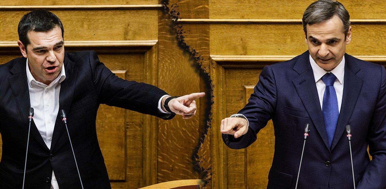 Ο Αθανάσιος Παπανδρόπουλος επιχειρεί να εξηγήσει την εμμονή του απερχόμενου πρωθυπουργού να ζητά διακαώς debate με τον Κυριάκο Μητσοτάκη, σημειώνοντας ότι επιδιώκει να τον παρασύρει σε ένα ρεσιτάλ ψευδολογίας και φανταστικών υποσχέσεων. new deal