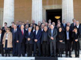 Ο Θανάσης Κ. την ημέρα που ο Αλέξης Τσίπρας περνούσε το κατώφλι του Προεδρικού Μεγάρου για να ζητήσει διάλυση της Βουλής και προκήρυξη εκλογών, θυμάται τους αστέρες της πρώτη φορά Αριστερά που κυριάρχησαν στην ζωή μας την τελευταία τετραετία. new deal