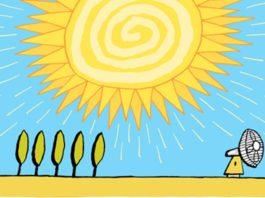 Ο Θανάσης Κ. καταπιάνεται με την κλιματική αλλαγή. Άλλον έναν μύθο που κατασκεύασε η πολιτική ορθότητα για να προωθήσει μια λανθάνουσα αντίληψη περί παγκοσμιοποίησης και κατάργησης του έθνους - κράτους - για να νομιμοποιήσει πολιτικά την παράνομη μετανάστευση... new deal