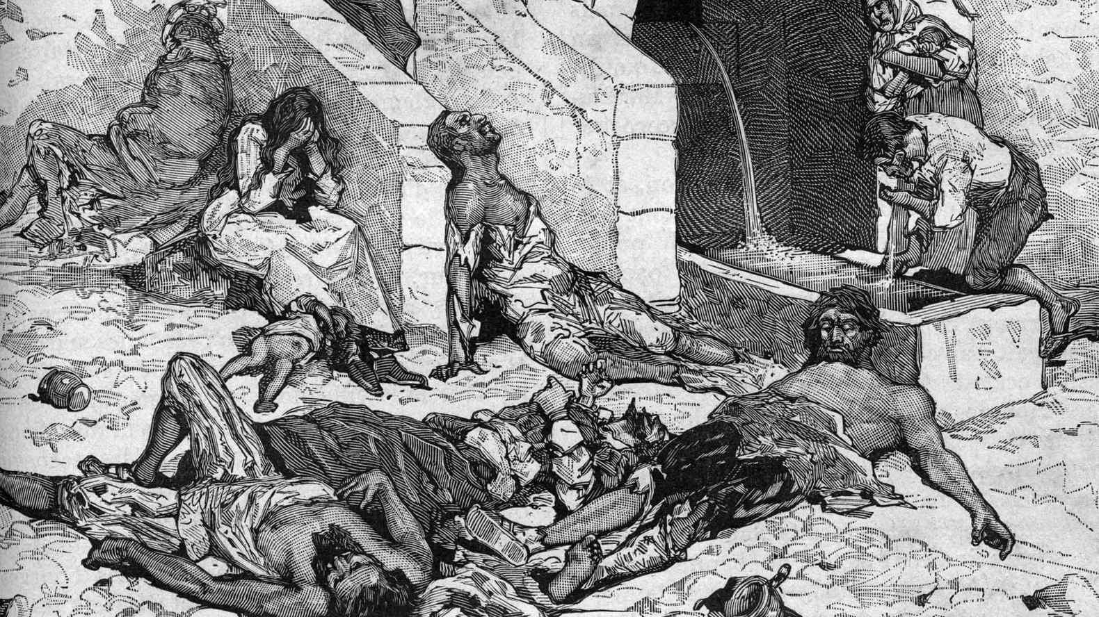 Ο Θανάσης Κ. σημειώνει ότι ο πανικός είναι ο εχθρός, εξίσου φονικός, όσο και ο κορωνοϊός. Και κάνει ένα παραλληλισμό με προηγούμενες επιδημίες που έπληξαν την ανθρωπότητα και δοκίμασαν τα ανθρώπινα όρια. new deal