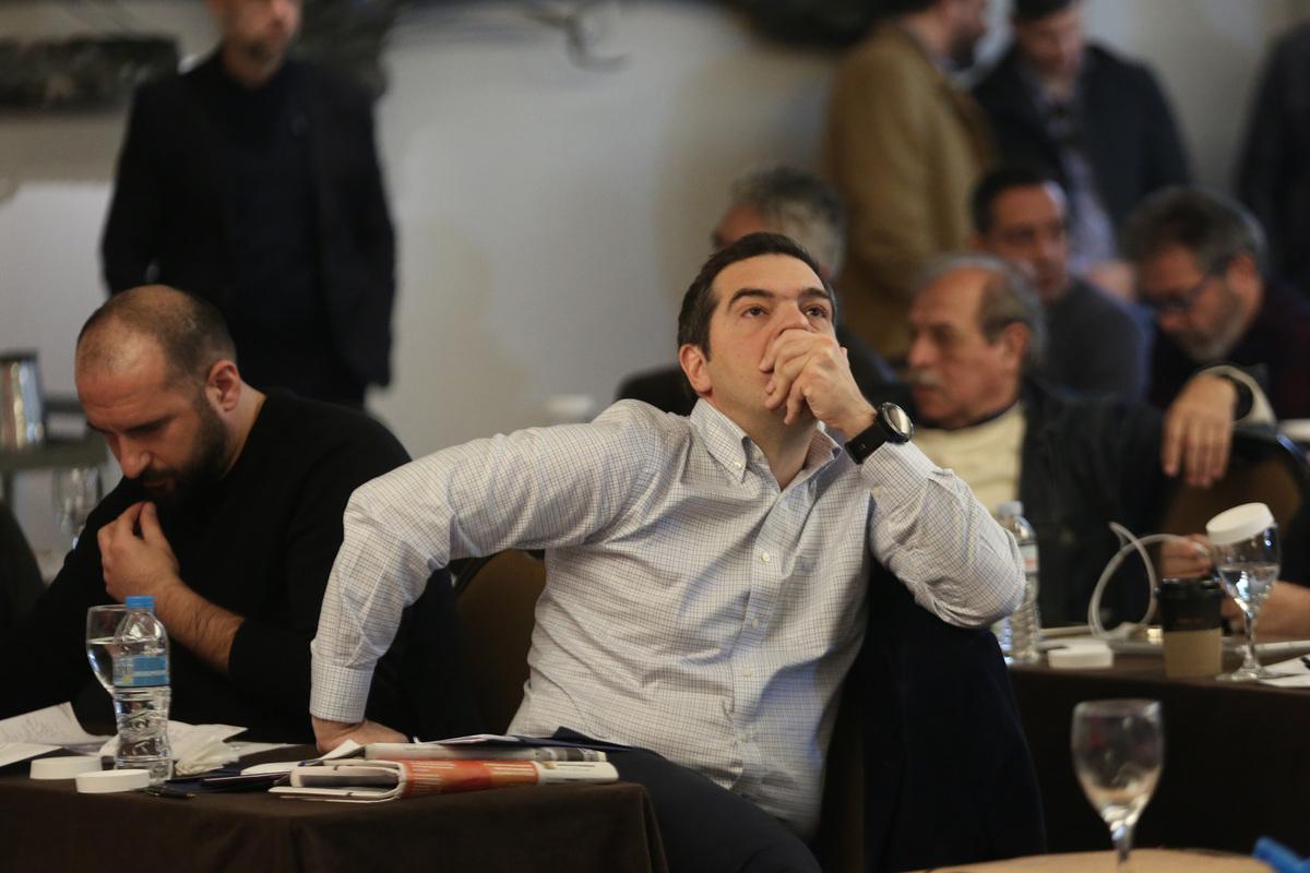 """Ο Κώστας Χριστίδης με αφορμή την ...υπόσχεση που έδωσε ο κ. Τσίπρας στους οπαδούς πως τη δεύτερη φορά Αριστερά θα ελεγχθούν οι """"αρμοί της εξουσίας"""", σημειώνει πως για τον πρώην Πρωθυπουργό η διάκριση εξουσιών είναι άγνωστη έννοια. Κώστας Χριστίδης new deal"""