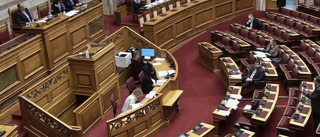 Η Κέλλυ Κοντογεώργη καταγράφει την κοινοβουλευτική δραστηριότητα της εβδομάδας και τις αλλαγές που νομοθετεί η Βουλή. New-Deal