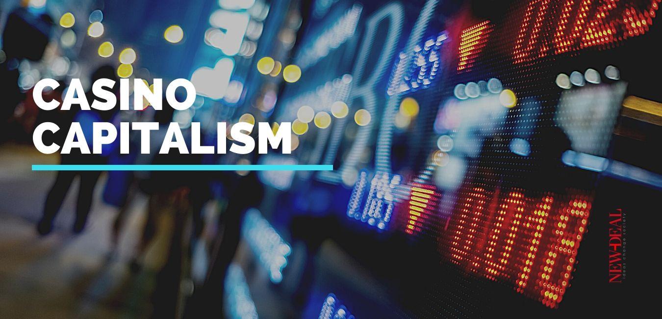 Ο Αντώνης Κεφαλάς θεωρεί ότι ο καπιταλισμός ήταν σε κρίση πριν την πανδημία. Και αυτό γιατί ήταν ένας καπιταλισμός καζίνο που ενέτεινε τις κοινωνικές ανισότητες που ο φιλελεύθερος καπιταλισμός μετά τον Β' Παγκόσμιο Πολέμο είχε καταφέρει να τιθασεύσει. new deal