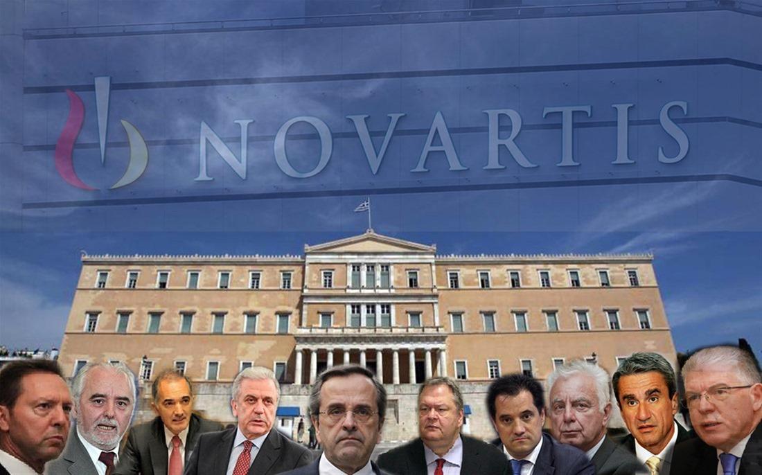 """Ο Θανάσης Κ. προτρέπει τους ΝΔκράτες να πάνε """"μέχρι τέλους"""" τη διερεύνηση της σκευωρίας Novartis, καθώς το πραγματικό σκάνδαλο Novartis έκλεισε χωρίς διώξεις πολιτικών. Τώρα, λοιπόν πρέπει να υπάρξει τιμωρία, διότι αυτό απαιτεί η Δημοκρατία. new deal"""