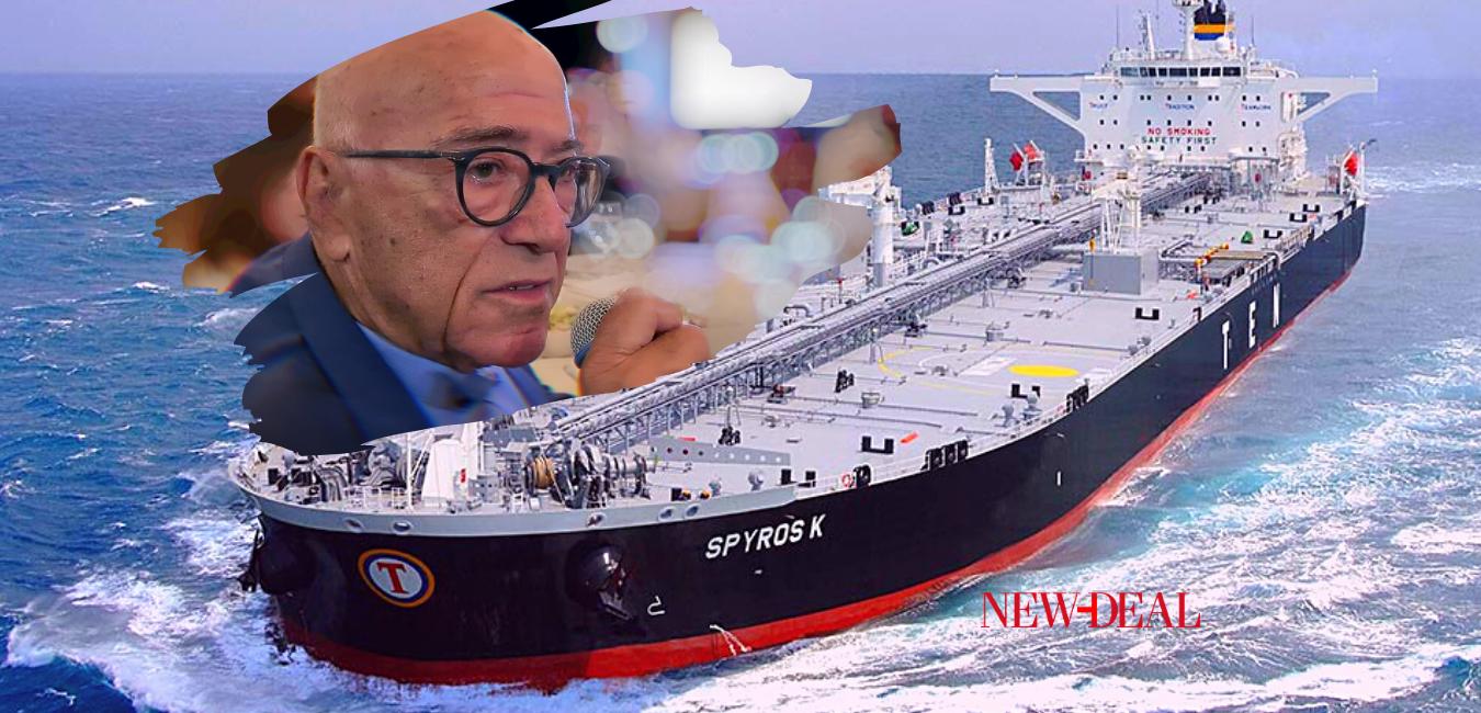 Η Κέλλυ Κοντογεώργη καταγράφει την προσπάθεια του Ομίλου Τσάκος να δώσει τέλος στην καραντίνα που βιώνουν οι Έλληνες ναυτικοί και η ελληνική ναυτιλία γενικότερα, λόγω του COVID 19. Πρωτεργάτες ο καπετάν Παναγιώτης Τσάκος και ο δρ. Νίκος Τσάκος που με διεθνή πρωτοβουλία ανέδειξαν το πρόβλημα. new deal