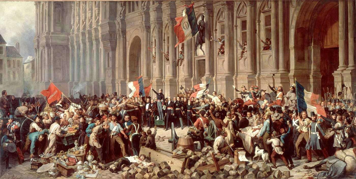 Ο Κώστας Χριστίδης τιμά την Γαλλική Επανάσταση που γιορτάζεται στις 14 Ιουλίου παραθέτοντας αποσπάσματα κορυφαίων προσωπικοτήτων που σημάδεψαν με την σκέψη τους την περίοδο εκείνη. Όπως ο Ζαν Πολ Μαρά, ο Σαρλ Βαλαζέ και η Μαντάμ Ρολάν, ο Έντμουντ Μπερκ, ο Φρίντριχ Σίλλερ και Βόλφγκανγκ Γκέτε. new deal
