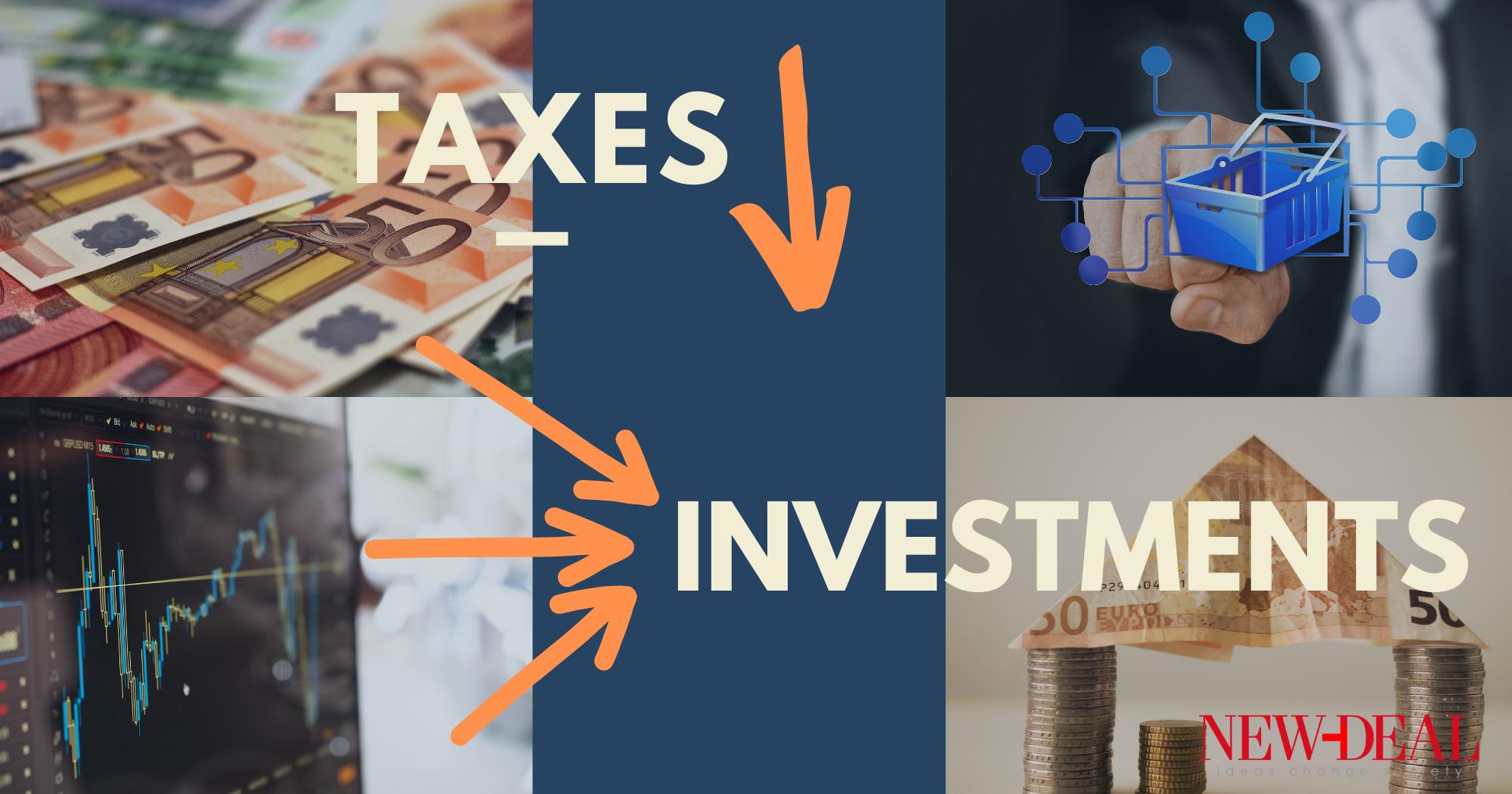 Η Κέλλυ Κοντογεώργη αναφέρεται στο νέο φορολογικό νομοσχέδιο με αναπτυξιακό πρόσημο που σύντομα θα ψηφιστεί από την Βουλή. Σκοπό έχει να προσελκύσει επενδύσεις και στοχευμένες φορολογικές απαλλαγές, ενώ ήδη βρίσκεται σε δημόσια διαβούλευση. new deal