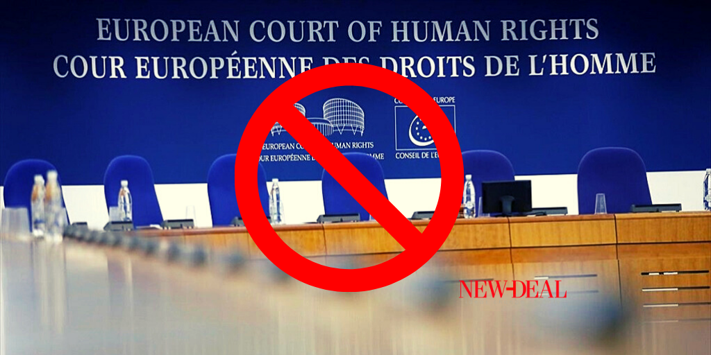 Η Κέλλυ Κοντογεώργη αναφέρεται σε μια ιστορική συναίνεση που επετεύχθη στα κοινοβουλευτικά χρονικά. Μια διακομματική συμμαχία που βάζει τέλος. Έναν νόμο που αφορά τις εκκρεμείς υποθέσεις και καταδίκες της Ελλάδας. Από το Ευρωπαϊκό Δικαστήριο Δικαιωμάτων του Ανθρώπου στο Στρασβούργο! new deal